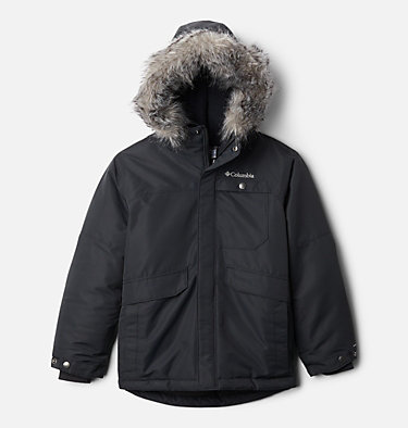 Boys' Nordic Strider™ Jacket Nordic Strider™Jacket | 664 | XS, Black, front