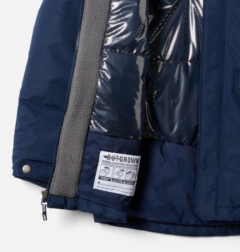 Nordic Strider™Jacket | 465 | S Boys' Nordic Strider™ Jacket, Collegiate Navy, a1