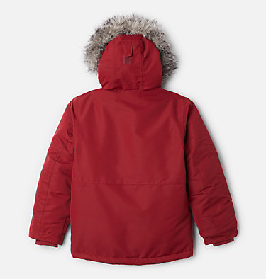 Boys' Nordic Strider™ Jacket Nordic Strider™Jacket | 664 | XS, Red Jasper, back