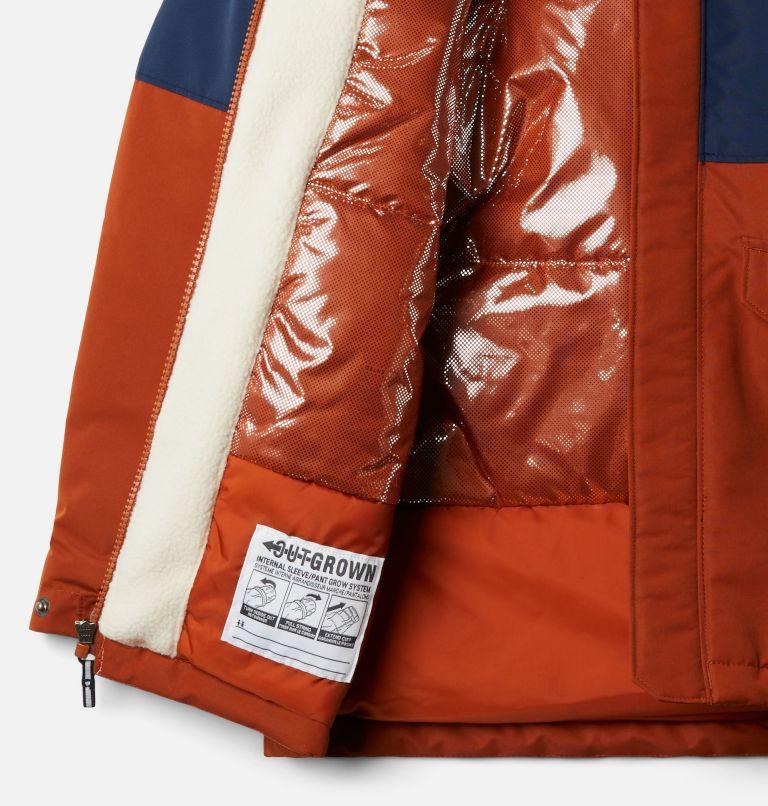 Nordic Strider™Jacket | 885 | XL Boys' Nordic Strider™ Jacket, Dark Adobe, Collegiate Navy, a1