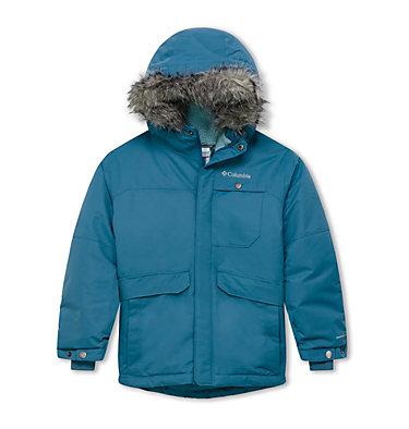 Nordic Strider Jacke für Jungen Nordic Strider™ Jacket | 407 | L, Blue Heron, front