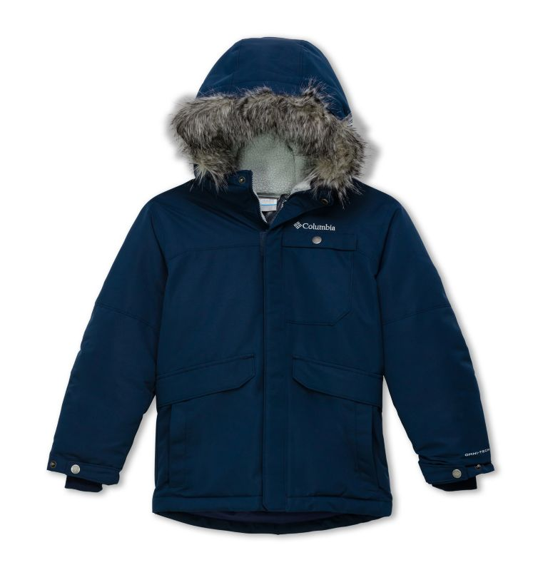 Boys' Nordic Strider Jacket Boys' Nordic Strider Jacket, front