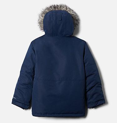 Nordic Strider Jacke für Jungen Nordic Strider™ Jacket | 407 | L, Collegiate Navy, back