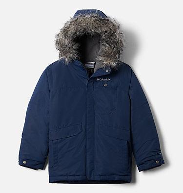 Nordic Strider Jacke für Jungen Nordic Strider™ Jacket | 407 | L, Collegiate Navy, front