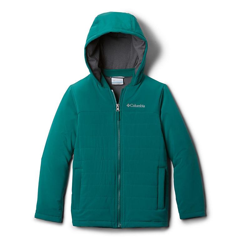 Pine Green Boys' Outdoor Bound™ 4-Way Stretch Jacket, View 0