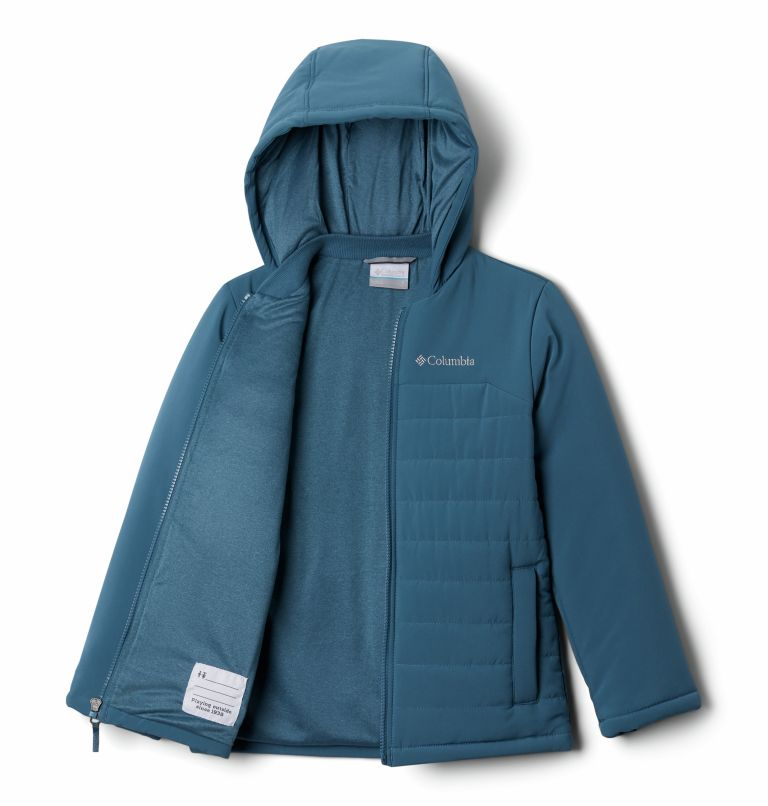 Outdoor Bound™ Stretch Jacket | 407 | S Boys' Outdoor Bound™ 4-Way Stretch Jacket, Blue Heron, a1