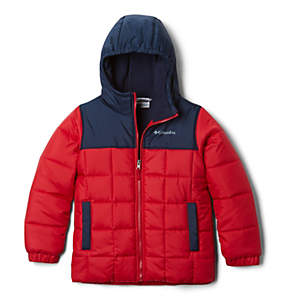 Boys' Puffect™ II Puffer Full-Zip Jacket