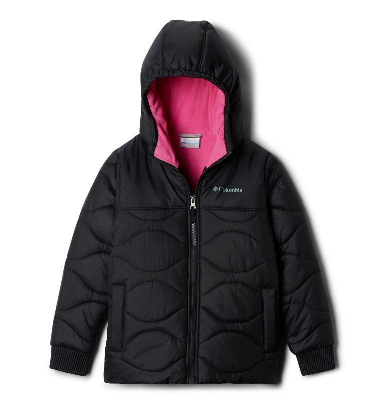 Girls' Puffect™ II Puffer Full Zip Jacket Girls' Puffect™ II Puffer Full Zip Jacket, front