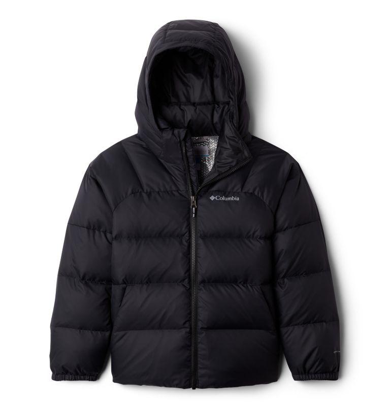 Centennial Creek™ Down Puffer | 011 | XS Kids' Centennial Creek™ Down Puffer Jacket, Black, front