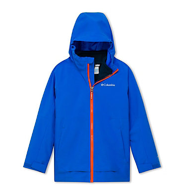 Youth Tolt Track Stretch Interchange Jacket , front