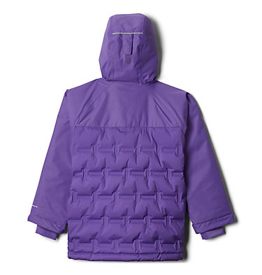 Kids' Grand Trek™ Down Jacket Grand Trek™Down Jacket | 576 | L, Grape Gum, back