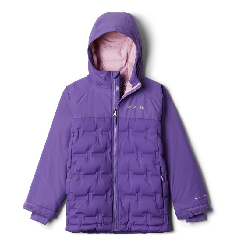 Kids' Grand Trek™ Down Jacket Kids' Grand Trek™ Down Jacket, front