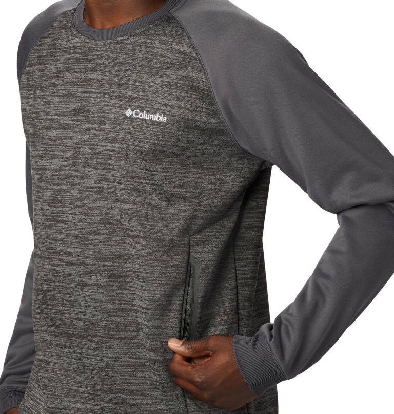 Men's Tech Trail™  Midlayer Crew Shirt Men's Tech Trail™  Midlayer Crew Shirt, a1