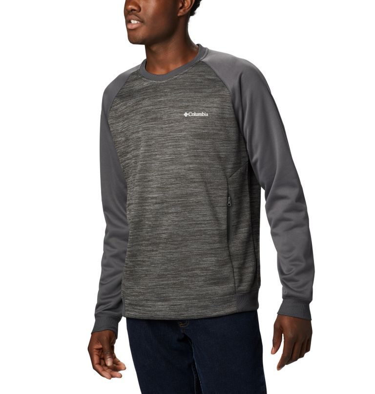 Men's Tech Trail™  Midlayer Crew Shirt Men's Tech Trail™  Midlayer Crew Shirt, front