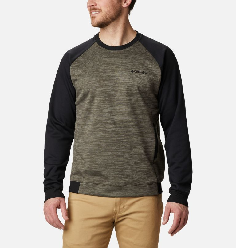 Men's Tech Trail™  Midlayer Crew Shirt Men's Tech Trail™  Midlayer Crew Shirt, front