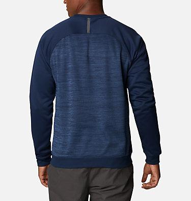 Men's Tech Trail™  Midlayer Crew Shirt Tech Trail™ Midlayer Crew   844   XL, Collegiate Navy, back