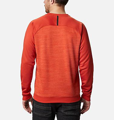 Men's Tech Trail™  Midlayer Crew Shirt Tech Trail™ Midlayer Crew   844   XL, Flame, back