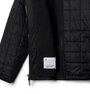 Manteau doublé de Sherpa Rugged Ridge™ pour garçon Rugged Ridge™Sherpa Lined Jacket | 010 | L, Black, a1