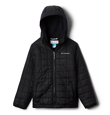 Boys' Rugged Ridge™ Sherpa Lined Jacket Rugged Ridge™Sherpa Lined Jacket   432   XXS, Black, front