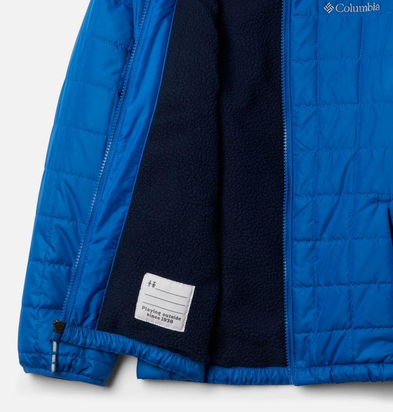 Rugged Ridge™Sherpa Lined Jacket | 432 | L Boys' Rugged Ridge™ Sherpa Lined Jacket, Bright Indigo, a1