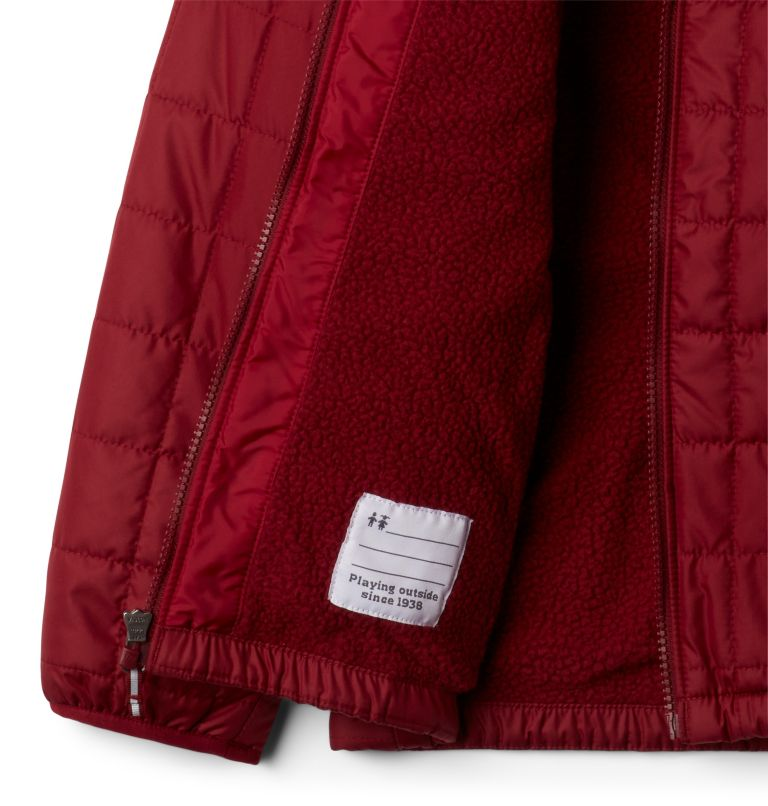 Boys' Rugged Ridge™ Sherpa Lined Jacket Boys' Rugged Ridge™ Sherpa Lined Jacket, a1