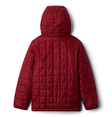 Boys' Rugged Ridge™ Sherpa Lined Jacket Rugged Ridge™Sherpa Lined Jacket   432   XXS, Red Jasper, back