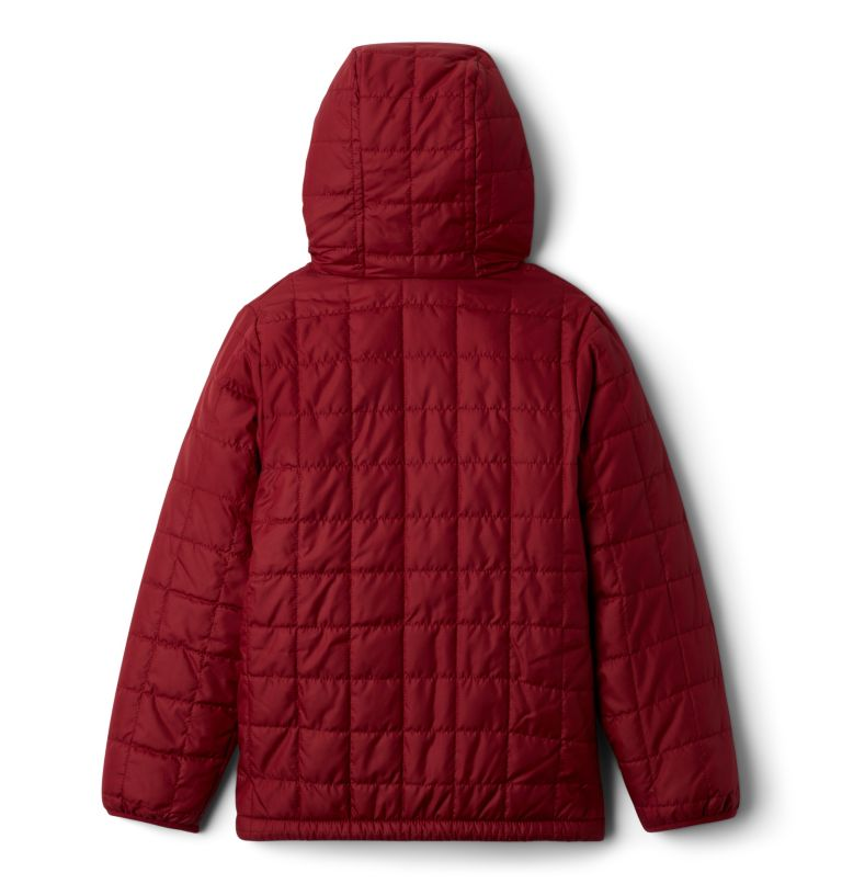 Boys' Rugged Ridge™ Sherpa Lined Jacket Boys' Rugged Ridge™ Sherpa Lined Jacket, back