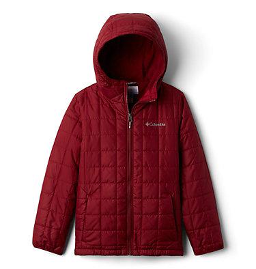 Boys' Rugged Ridge™ Sherpa Lined Jacket Rugged Ridge™Sherpa Lined Jacket   432   XXS, Red Jasper, front