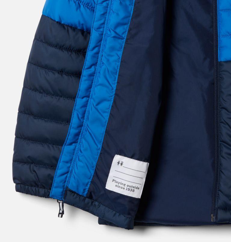 Humphrey Hills™Puffer | 432 | L Boys' Humphrey Hills™ Puffer Jacket, Bright Indigo, Collegiate Navy, a1