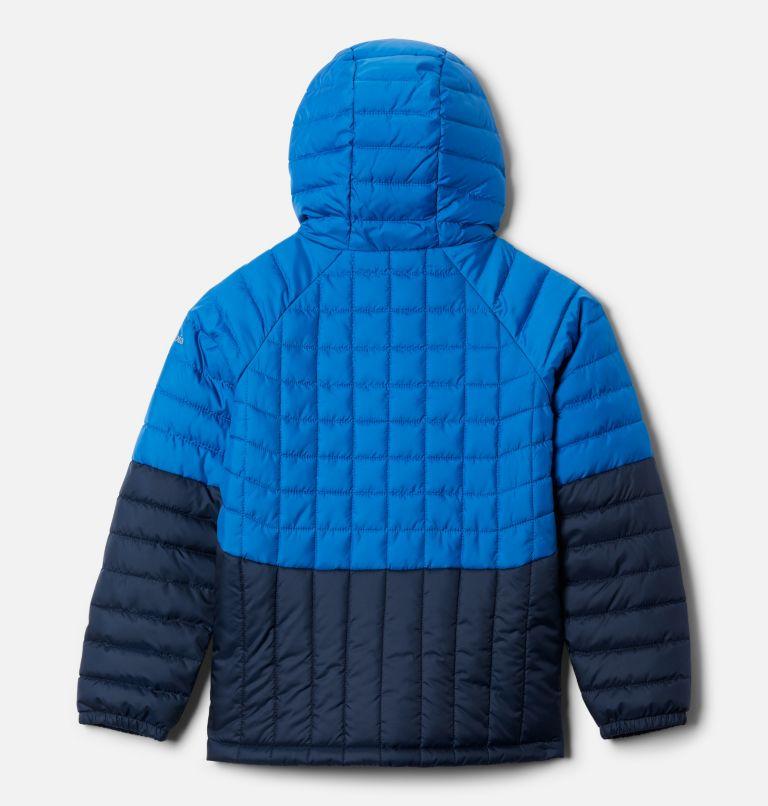 Humphrey Hills™Puffer | 432 | XL Boys' Humphrey Hills™ Puffer Jacket, Bright Indigo, Collegiate Navy, back