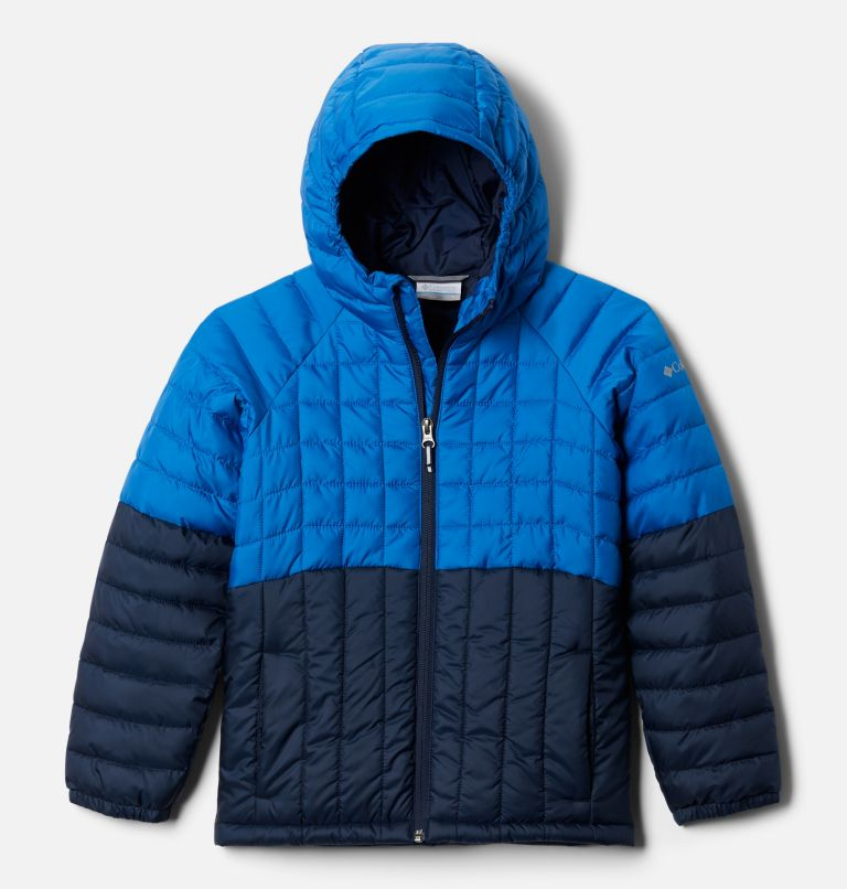 Humphrey Hills™Puffer | 432 | XL Boys' Humphrey Hills™ Puffer Jacket, Bright Indigo, Collegiate Navy, front