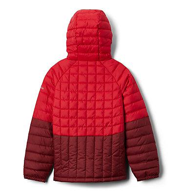 Boys' Humphrey Hills™ Puffer Jacket Humphrey Hills™Puffer | 011 | L, Mountain Red, Red Jasper, back