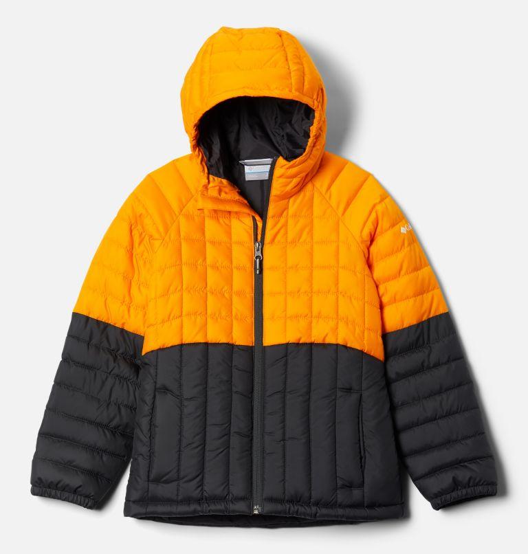 Humphrey Hills™Puffer | 847 | L Manteau matelassé Humphrey Hills™ pour garçon, Flame Orange, Shark, front