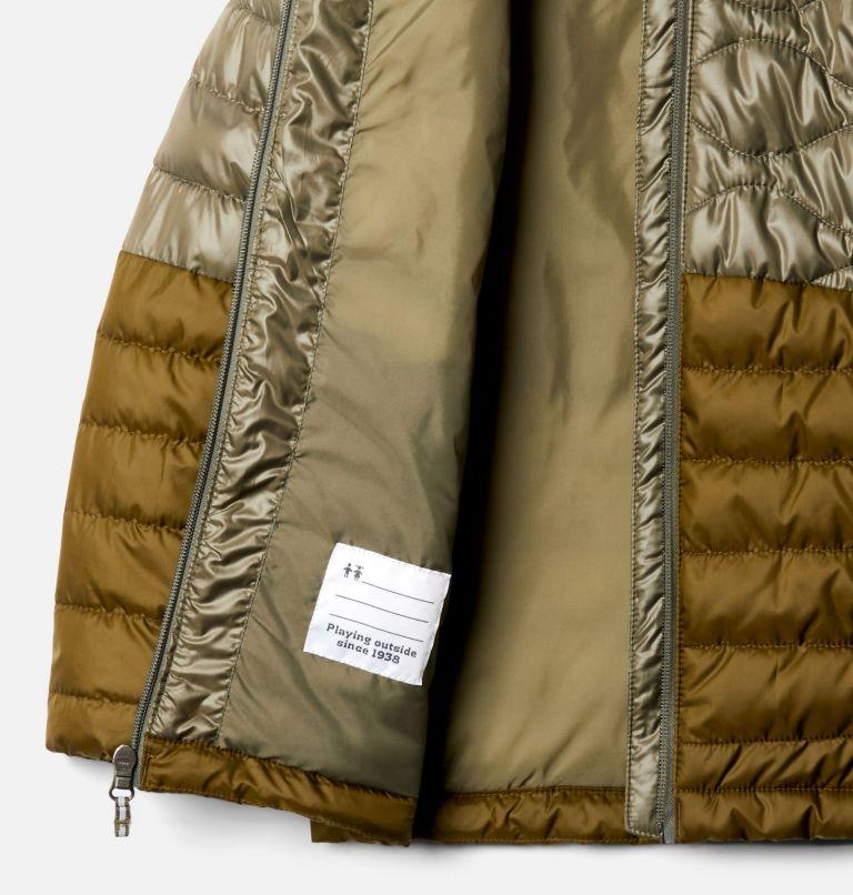 Humphrey Hills™Puffer | 397 | XS Girls' Humphrey Hills™ Puffer Jacket, Stone Green, New Olive, a1