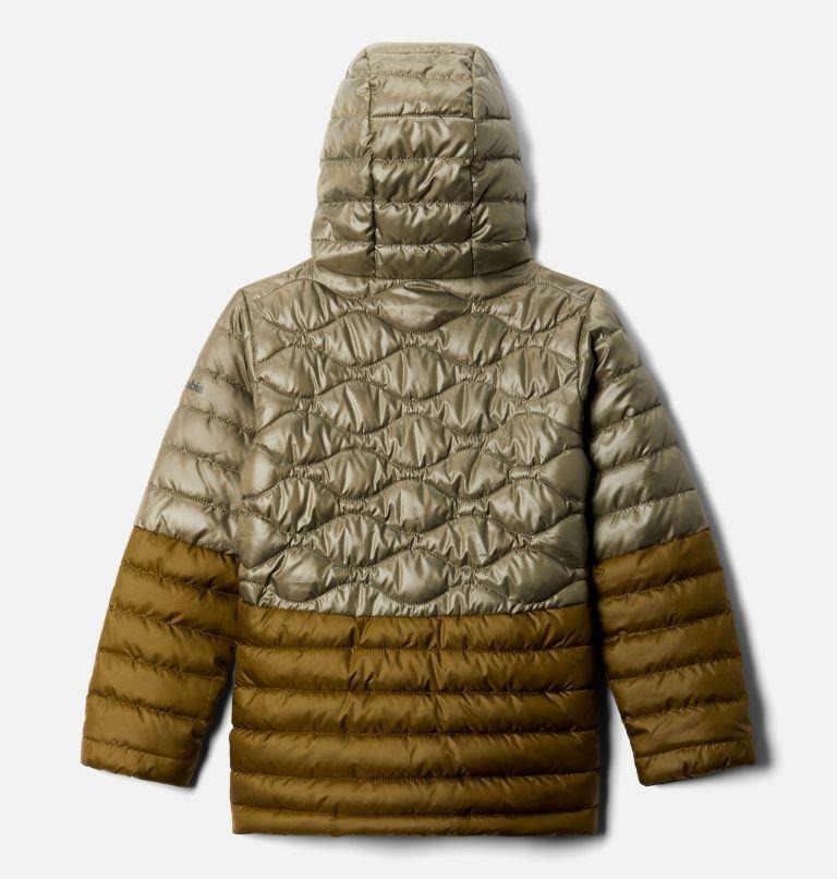 Humphrey Hills™Puffer | 397 | XS Girls' Humphrey Hills™ Puffer Jacket, Stone Green, New Olive, back