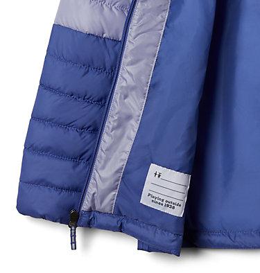 Girls' Humphrey Hills™ Puffer Jacket Humphrey Hills™Puffer | 689 | XS, African Violet, Twilight, a1