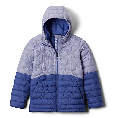 Girls' Humphrey Hills™ Puffer Jacket Humphrey Hills™Puffer | 689 | XS, African Violet, Twilight, front