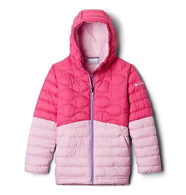 Girls' Humphrey Hills™ Puffer Jacket Humphrey Hills™Puffer | 689 | XS, Pink Clover, Pink Ice, front