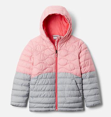 Girls' Humphrey Hills™ Puffer Jacket Humphrey Hills™Puffer | 689 | XS, Pink Orchid, Columbia Grey, front