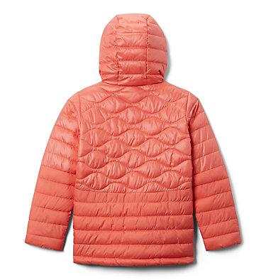 Girls' Humphrey Hills™ Puffer Jacket Humphrey Hills™Puffer | 689 | XS, Melonade, back