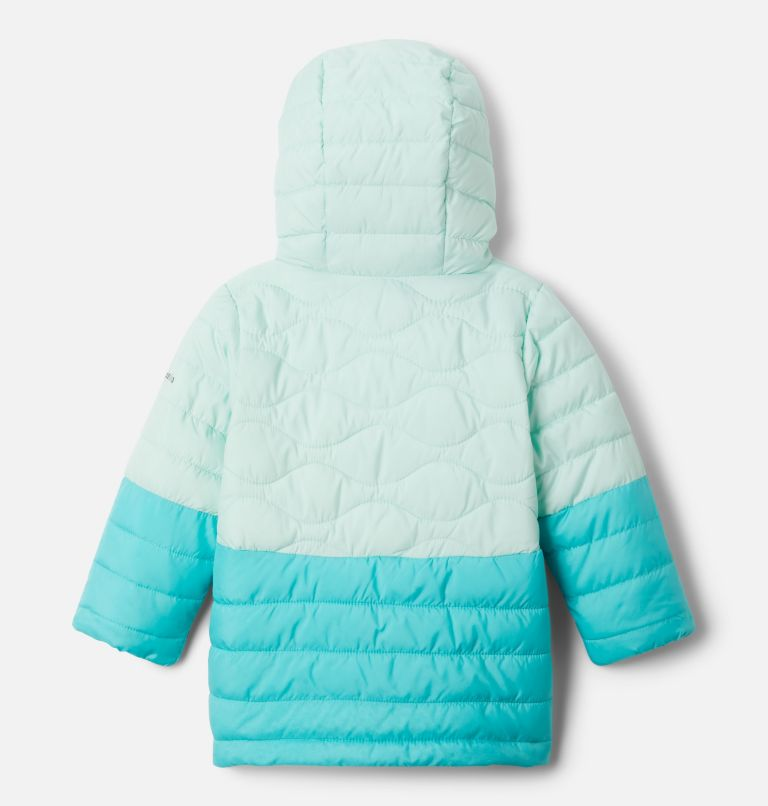 Girls' Toddler Humphrey Hills™ Puffer Jacket Girls' Toddler Humphrey Hills™ Puffer Jacket, back