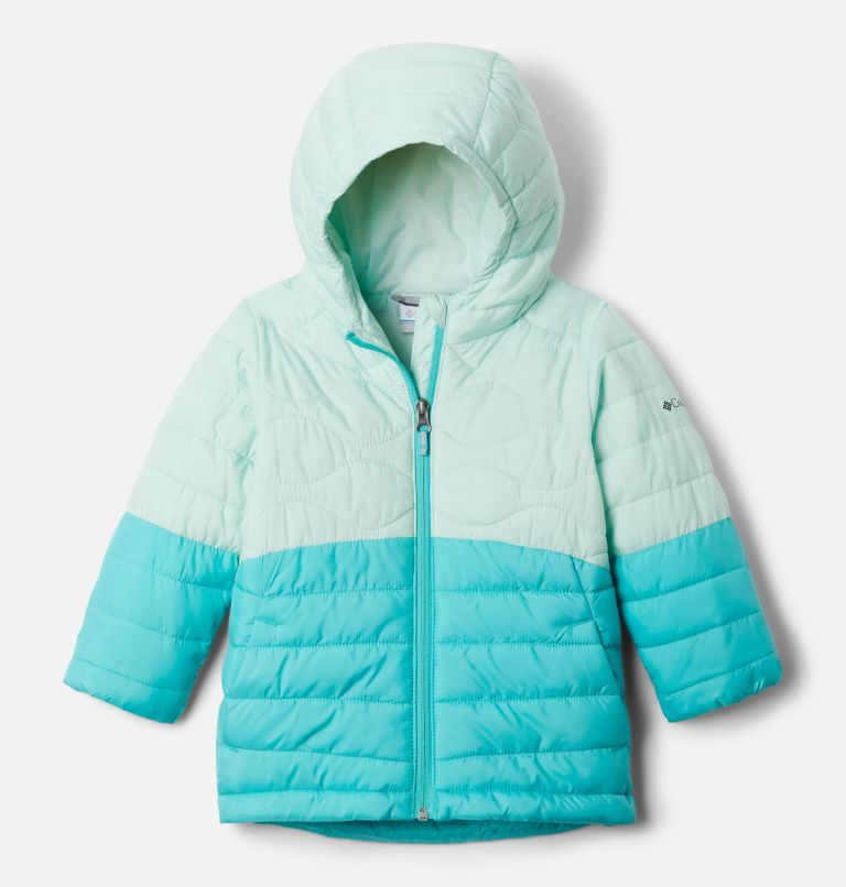 Girls' Toddler Humphrey Hills™ Puffer Jacket Girls' Toddler Humphrey Hills™ Puffer Jacket, front