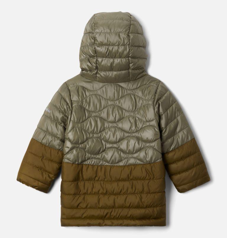 Girls' Toddler Humphrey Hills™ Puffer Jacket Girls' Toddler Humphrey Hills™ Puffer Jacket, back