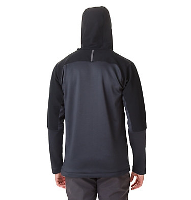 Men's Maxtrail™ Midlayer Hoodie Maxtrail™ Midlayer Top | 010 | S, Black, back