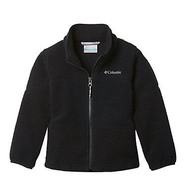 Boys' Rugged Ridge™ Sherpa Jacket Rugged Ridge™Sherpa Full Zip | 010 | L, Black, front