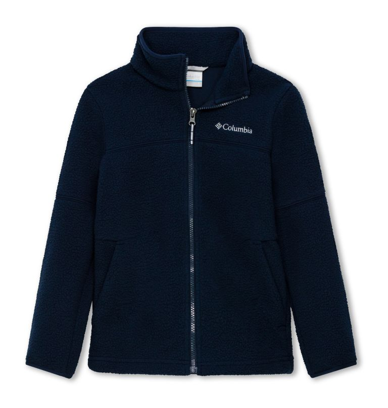 Boys' Rugged Ridge Sherpa Full-Zip Jacket Boys' Rugged Ridge Sherpa Full-Zip Jacket, front