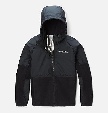 Kids' Basin Butte™ Fleece Jacket Basin Butte™ Fleece Full Zip | 432 | S, Black, front
