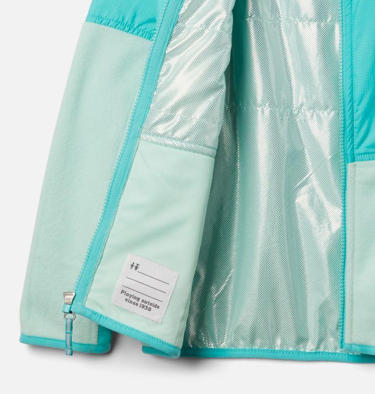 Basin Butte™ Fleece Full Zip | 310 | XS Kids' Basin Butte™ Fleece Jacket, Sea Ice, Dolphin, a1