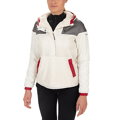 Women's Columbia Lodge Pullover Jacket , front