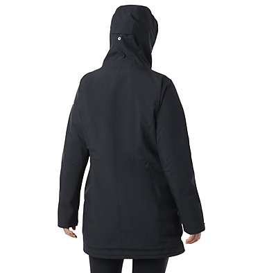 Manteau Interchange Here and There™ pour femme Here and There™ Interchange Ja | 010 | XL, Black, back